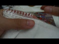 Yeni havlu kenarı k tırabzan tekniğinin yapılışı 3.video - YouTube