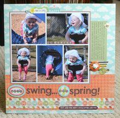 Let's Swing...It's Spring!