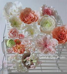 sugar flowers | by cake by kim