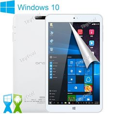 "ONDA V820w CH 8\"" IPS Screen Windows 10 Android 5.1 Dual OS Intel Atom X5 Z8300 Quad-core 2GB 32GB Tablet PC w/ HDMI ECA-481707"