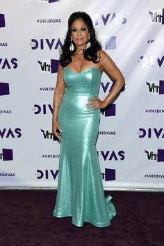 Shelia E attends the VH1 Divas Show in 2012