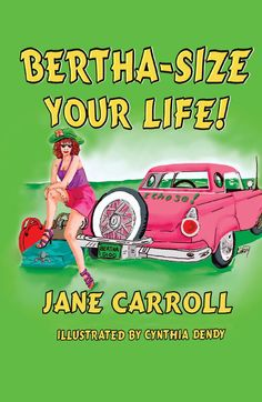 BERTHA-SIZE YOUR LIFE! Humorous Motivational 4.7 Stars Grab it for $0.99 http://www.amazon.com/gp/product/B00KNDIGCI Bertha-Size Your Life! Is a book of personal transformation that reads like a series of entertaining and humorous stories. Sign up to check out all of today's kindle freebies and deals:) http://mad.ly/signups/89856/join