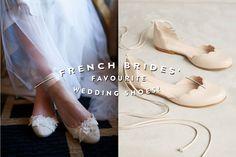 巴黎新娘最愛的鞋子就是它!看完這 9 款極優雅的國民最愛,還要堅持穿高跟鞋嗎?