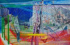 2012년12월20일아침 acrylic on canvas225X 145/2013