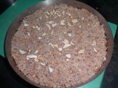 INDIAN CUISINE: SWEET COCONUT STUFF