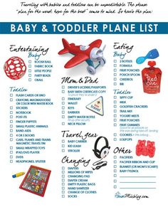 6 Key Packing Tips for Heading to the Airport With a Toddler