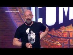 Goyo Jiménez: A los tios no nos gusta bailar - El Club de la Comedia - YouTube