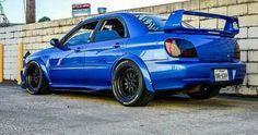 Subaru Impreza found on Pinterest the guy club from