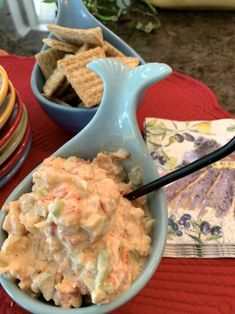 Crawfish Spread «