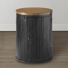 Drum Table by Bassett Furniture