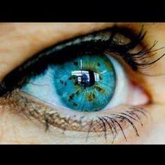 heterochromia - beautiful like animal print