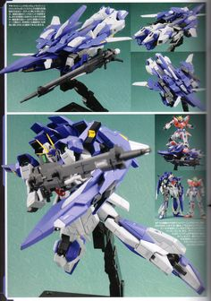 When Build Fighters Try was announced it became evident that unlike the original Build Fighters most of the kit designs would be either brand new or be older designs modified to such a level they m…