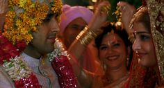 Monsoon Wedding - no weddings board is complete without one of the top feel-good wedding films.