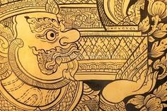 traditional thai painting - Google Search