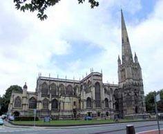 Iglesia de St Mary Redcliffe