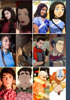Amazing avatar cosplays part 1