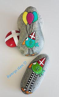 Mandala Painting, Stone Painting, Painted Shells, Party Rock, Diy Coasters, Posca, Rock Crafts, Stone Art, Triangles