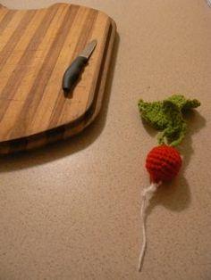 Radish | Jazmo Crochet