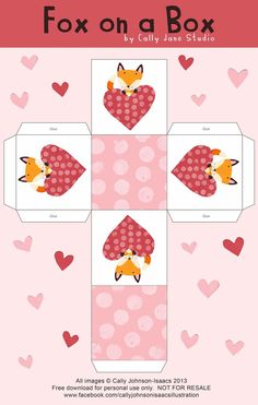 We Love to Illustrate: Free Valentine's Day download!
