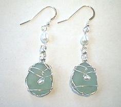 Sea Glass Jewelry, Gallery & Museum. Capt. Cass' Handcrafted Genuine Seaglass Jewelry.