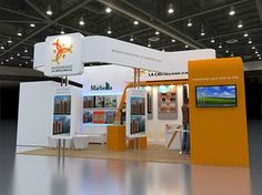 Expo Stands Montajes 2003 : Best stand turismo images tourism exhibition stands deck gazebo