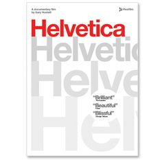 Helvetica - Directed by Gary Hustwit DVD Movies Worth Watching, Gone With The Wind, Film, Documentaries, Cool Pictures, Typography, Messages, Type Face, Beautiful