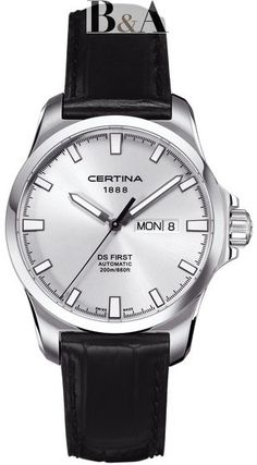 Certina DS First Gent Automatic C014.407.16.031.00 Watches For Men 5ae0d9c260