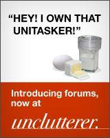 Unclutterer