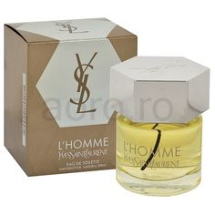 Yves Saint Laurent L´Homme, Eau de Toilette pentru barbati 100 ml | aoro.ro