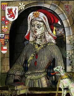 Jacquetta of Luxembourg, Duchess of Bedford 18th great grandmother Birth 1416 in Artois, Pas-de-Calais, Nord-Pas-de-Calais, France Death 1472 in Grafton, Northamptonshire, England
