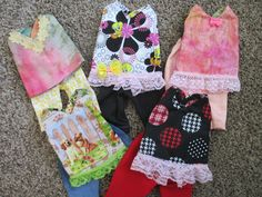 A personal favorite from my Etsy shop https://www.etsy.com/listing/520118595/12-13-doll-clothes-2pc-outfits-mixmatch