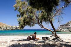 Folegrados, Grécia
