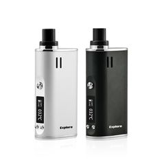 2 in 1 Vaporizer Kit Dry Herb & Wax Yocan Never ends their pursuit of providing users with unique vaping experience by trying something new. The Yocan Explore easily position itself as a perfect introductory device for beginners and experts alike. It's ideal for dry herb and wax with medium to thick viscosity. Features and …