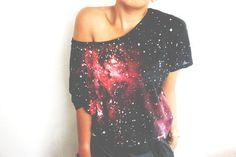 galaxy shirt