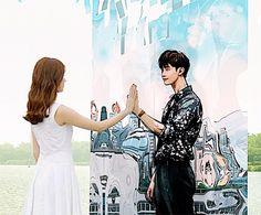 Lee Jong Suk - W Two Worlds Teaser 2