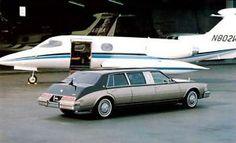 1982 Cadillac Seville Bradford Limousine