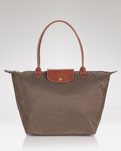 Longchamp Le Pliage Large Shoulder Tote Handbags - Bloomingdale s 0f3ca8fa32b37