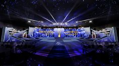 stage design_by.leejaehyang on Behance