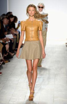 Michael Kors Fashion Week 2014
