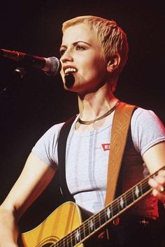 """""""I'll be dreaming my dreams with you And there's no other place That I'd lay down my face…."""" -Dolores O'Riordan (6 September 1971 – 15 January 2018)"""