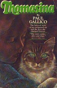 'Thomasina' (1957) The Cat Who Thought She Was God - (The Three Lives of Thomasina). A novel by Paul Gallico.