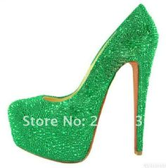 Shoes for my poison ivy costume <3