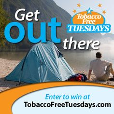 First Tuesday, Enter To Win, Outdoor Gear, Challenges, Smoke Free, Outdoor Tools