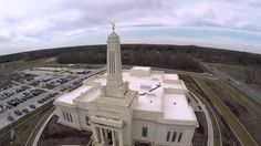 Indianapolis Indiana Mormon Temple filmed with - http://zerodriftmedia.com/indianapolis-indiana-mormon-temple-filmed-with/