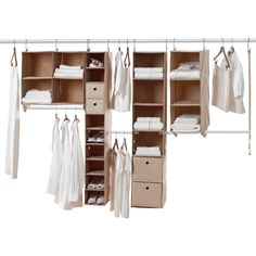 Introducing neatfreak closetMAX! The most affordable solution for a fully customized closet! #organize