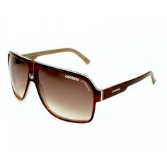 Carrera 33 Havana/Brown Carrera Sunglasses, Havana Brown, Fashion, Eyeglasses, Moda, Fashion Styles, Fashion Illustrations