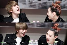 Hansol & A-Tom - Topp Dogg Just look at Hansol's smile. Damn