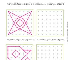 07 Trazos de simetría - Intermedio