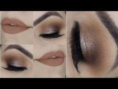 Maquiagem Ponto de Luz para Iniciantes - Nude Makeup Tutorial