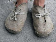 Zapatos de Tela